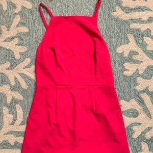 French Connection Dresses - NWOT French Connection Whisper Sheath Minidress